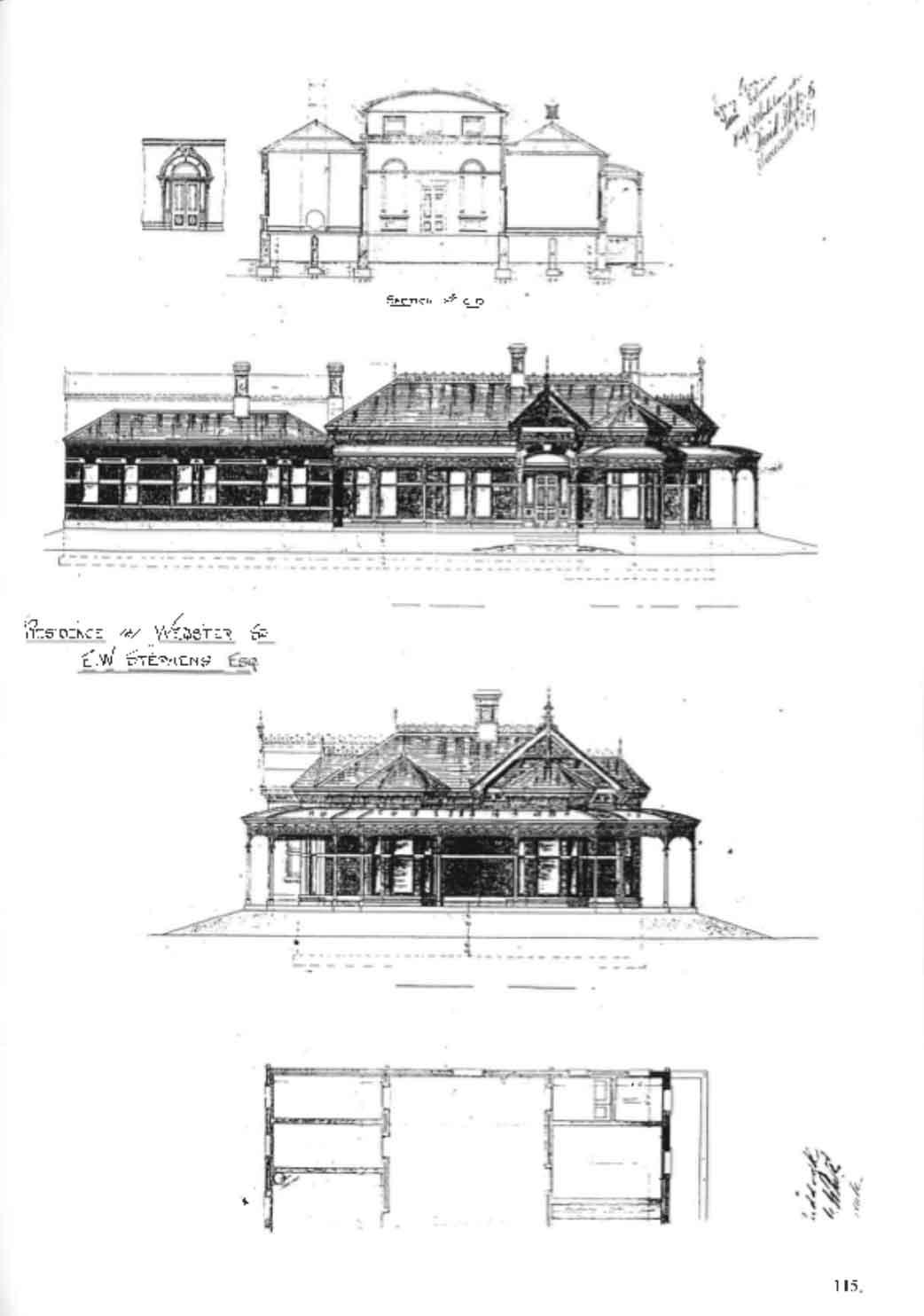 Novar House Plans